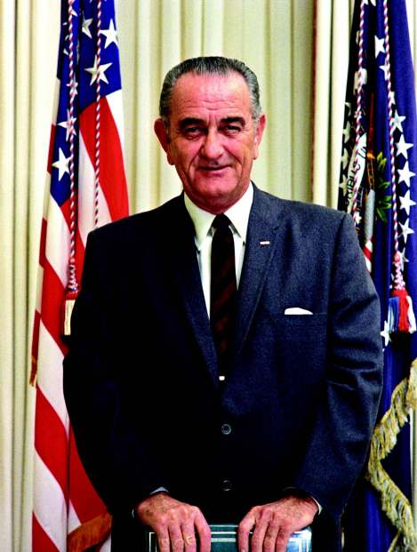 "On November 22, 1967, the UN Security Council unanimously approved Resolution 242 that called on Israel to withdraw ""from territories"" to ""secure and recognized boundaries."" President Lyndon B. Johnson refused to accept the demand of Soviet Premier Alexei Kosygin that Israel withdraw from ""all the territories"" to the prewar lines. Johnson said Israel needed ""recognized boundaries"" that provided ""security against terror, destruction and war."""