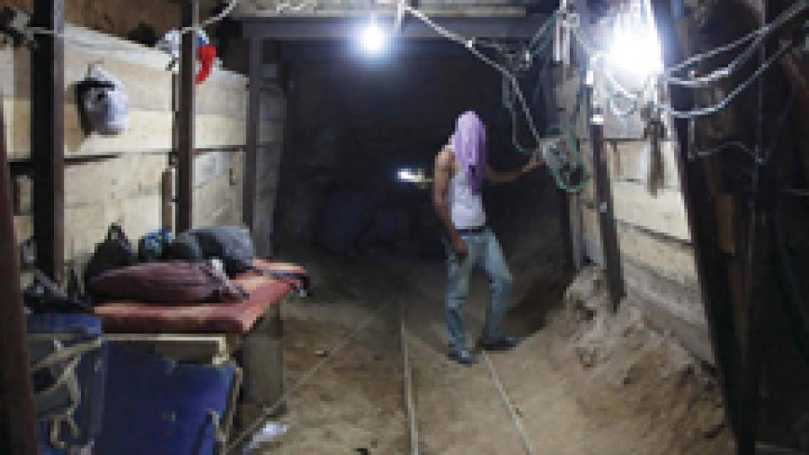 Hamas's Attack Tunnels: Analysis and Initial Implications