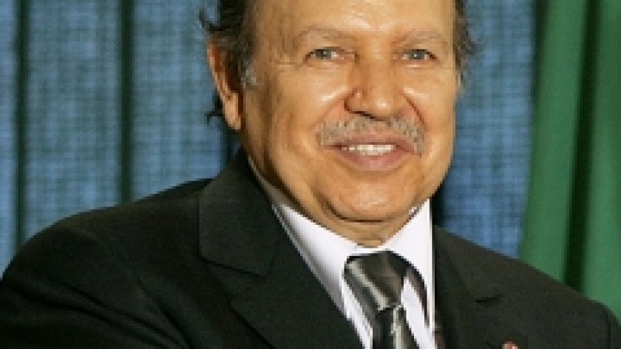 "In Algeria, ""After President Bouteflika"" Is Rapidly Approaching"