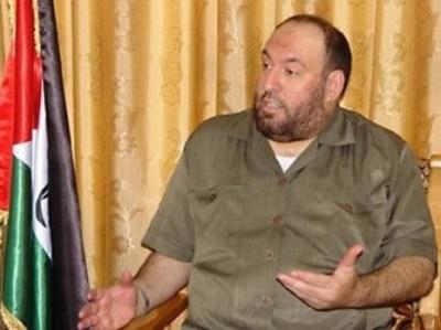 Mahmoud Nazzal, Hamas political bureau