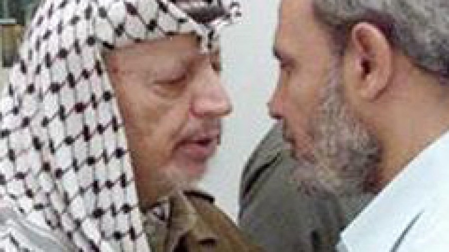 A Clear Answer to an Old Debate: Arafat Colluded with Hamas Against Israel at the Height of the Oslo Years
