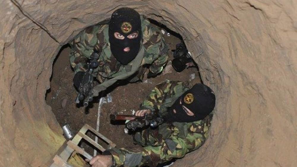 The Terror Tunnels of Gaza