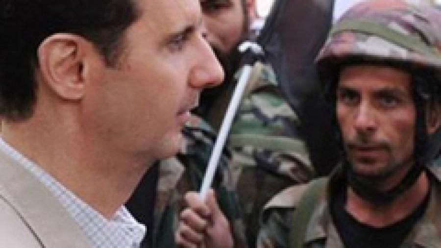 The Islamic State Has Saved Bashar Assad's Regime