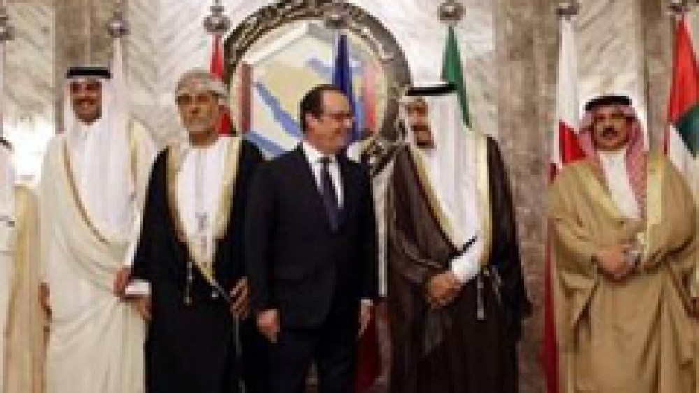 Two Summits with Gulf Arabs – Vive la Différence