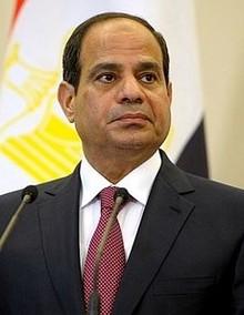 President Field-Marshall Abd el-Fattah el-Sisi