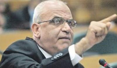 Dr. Saeb Erekat