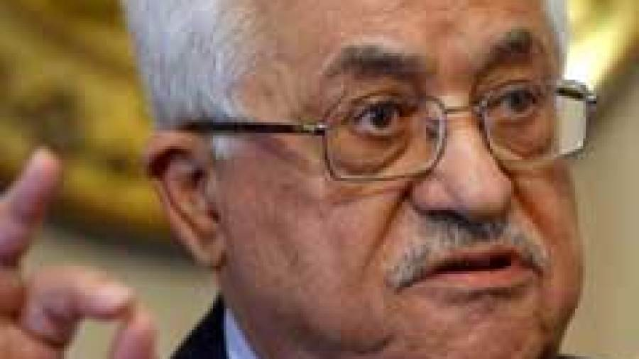 Mahmoud Abbas Refrained from Appointing a Deputy
