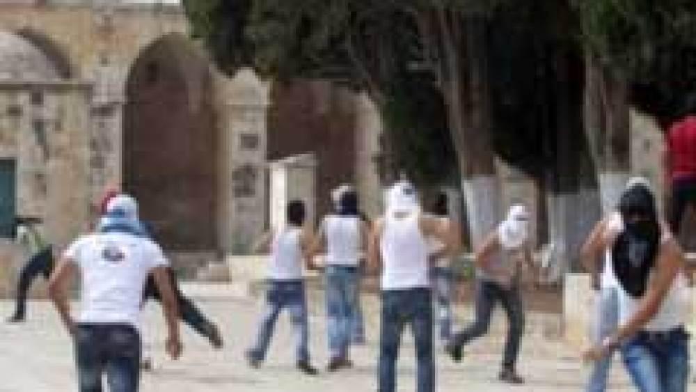 The Internal Palestinian Fight for Jerusalem