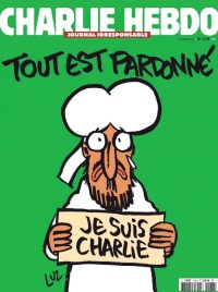 Charlie Hebdo's controversial cover