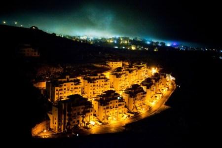 Ethiad, a new district of Ramallah