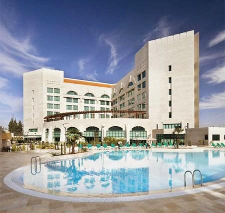Movenpick Hotel en Ramallah