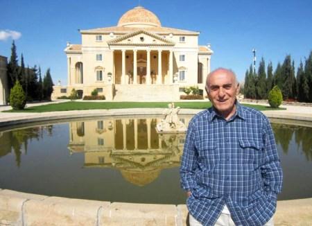 Mansión de Munib Al Masri de en Nablus