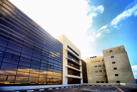 Un Najah-Hospital de la Universidad Nacional en Nablus