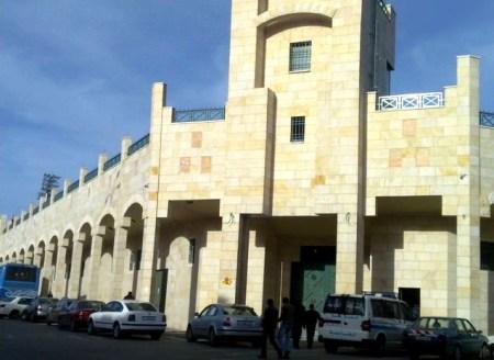 Hussain Ali Ben Estadio, Hebrón