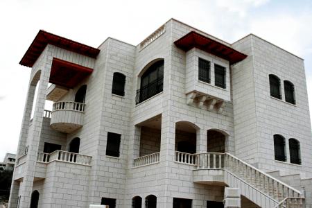Villa Thabet Omar in Tulkarem