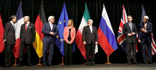 Iran Agreement in Vienna, July 14, 2015