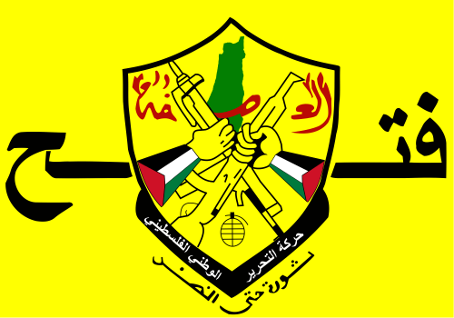 Fatah flag and color