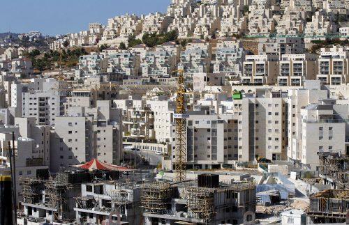 """A Jerusalem neighborhood, branded as a """"settlement"""""""