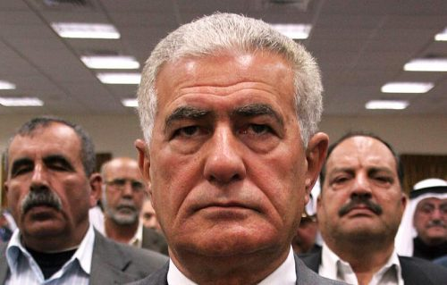Abbas Zaki, Fatah Central Committee, and former PLO representative to Lebanon