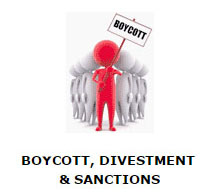 Boycott, Divestment and Sanctions