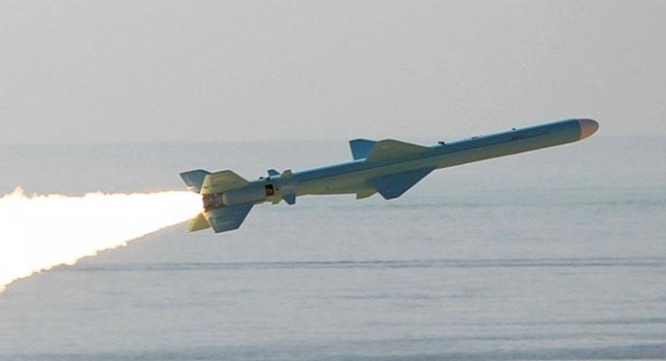 C-802 missile