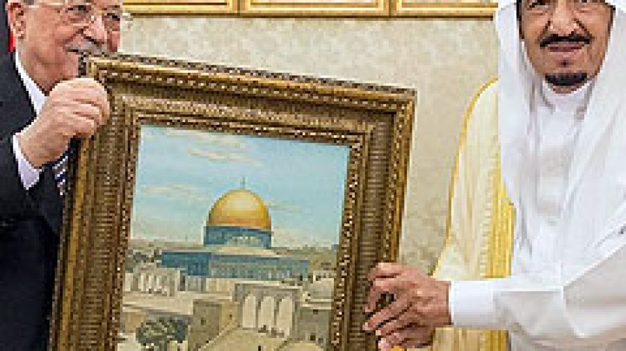 Saudi Arabia and the Palestinian Authority – Ties Are Fraying