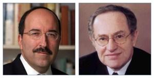 Amb. Dore Gold, Prof. Alan Dershowitz