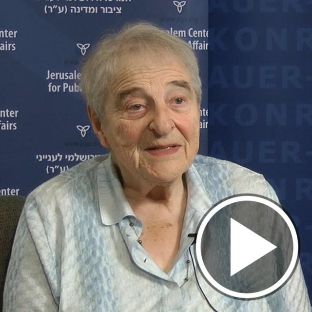 Prof. Ruth Lapidoth
