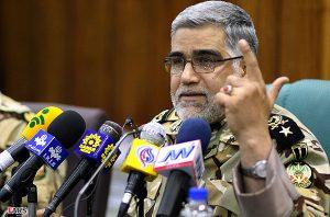 Brigadier-General Ahmad Reza Purdastan