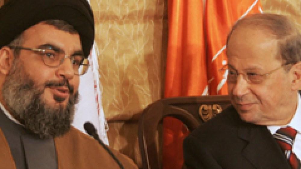 Lebanon's Army and Hizbullah Join Ranks