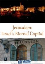 Jerusalem: Israel's Eternal Capital