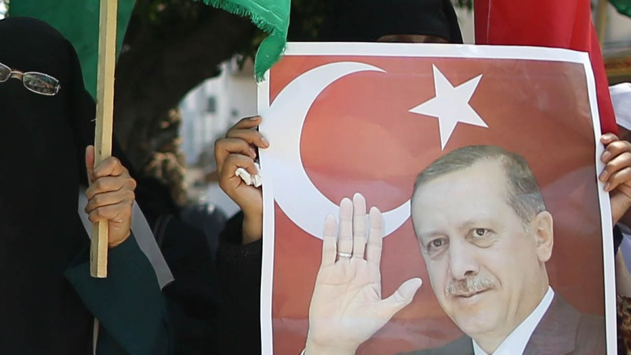The Two-Faced Erdoğan