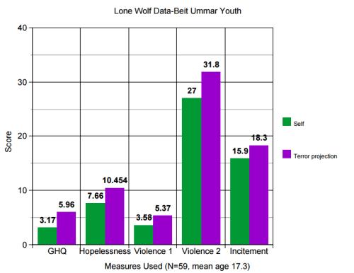 Lone Wold Data - Beit Ummar Youth