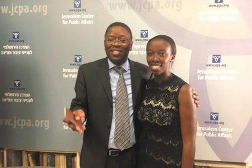 Luba and Cassie Mayekiso