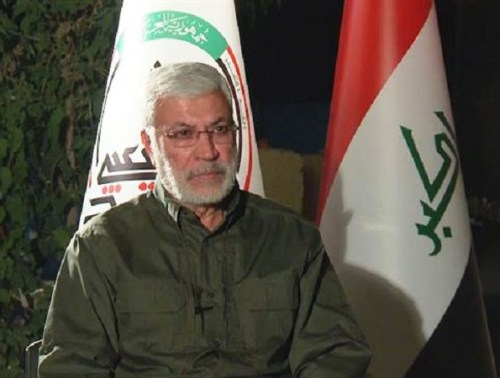 Abu Mahdi al-Muhandis, Commander of the Popular Mobilization Force