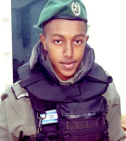 Police Sergeant Salomon Gabaria