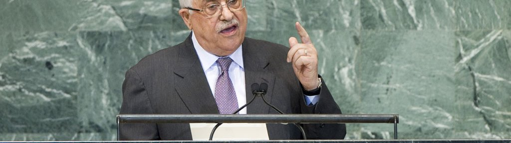 Why Did the PA's Mahmoud Abbas Avoid the UN Secretary-General when He Toured the Region?