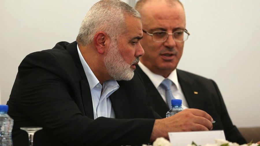 Palestinian Unification Must Honor Palestinian Commitments
