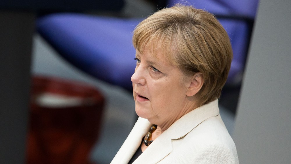 Angela Merkel Faces Her Greatest Electoral Test