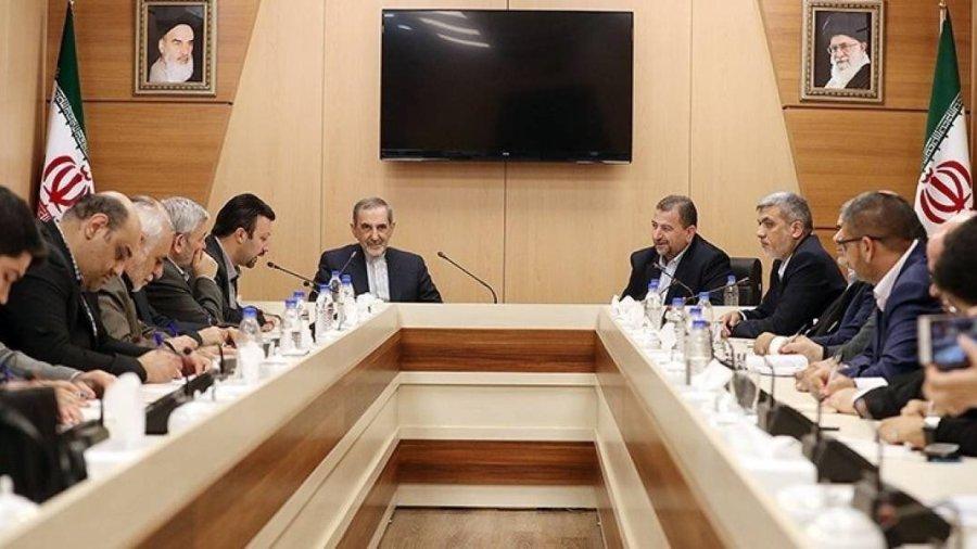 Mahmoud Abbas and Iran