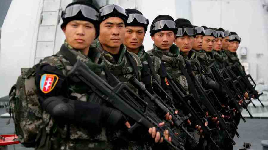 Chinese Troops Arrive in Syria to Fight Uyghur Rebels