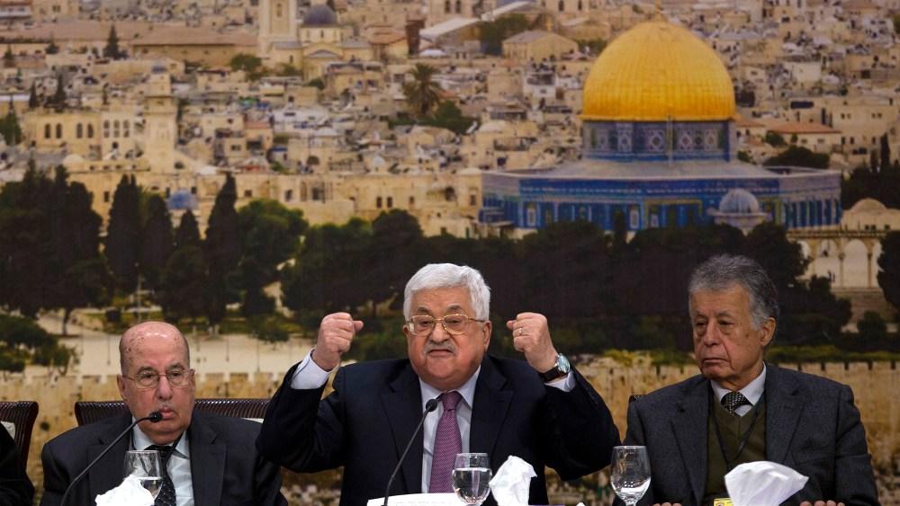 Abbas' Threat to Revoke Palestinian Recognition ofIsrael