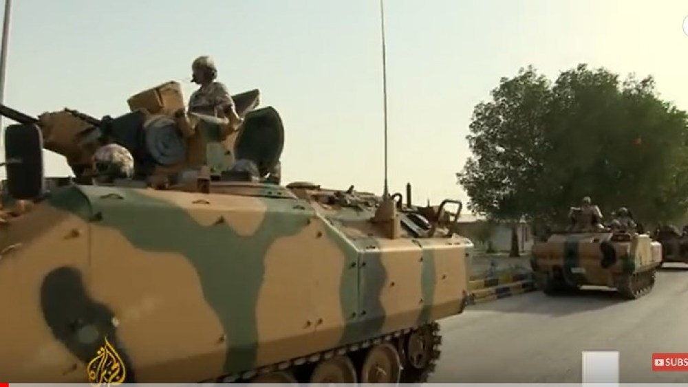 Turkey's Expansionist Military Policies in the Middle East