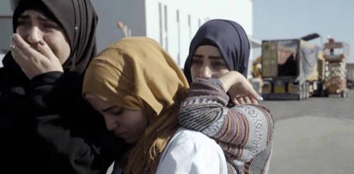 Palestinian SodaStream employees