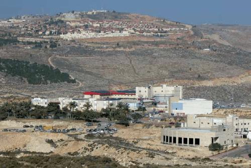 Shaar Binyamin Industrial park