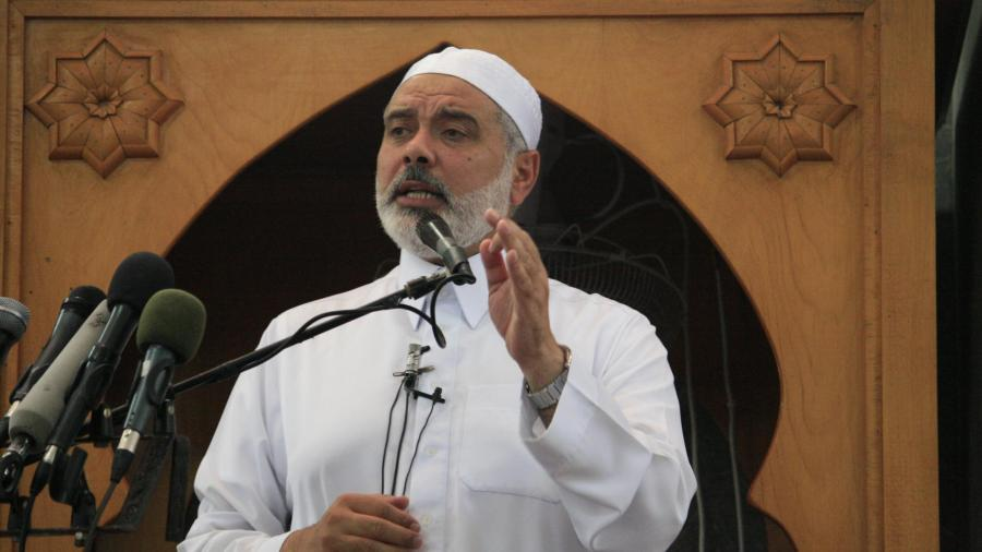 Hamas Head Ismail Haniyeh Now on the American Terrorist List