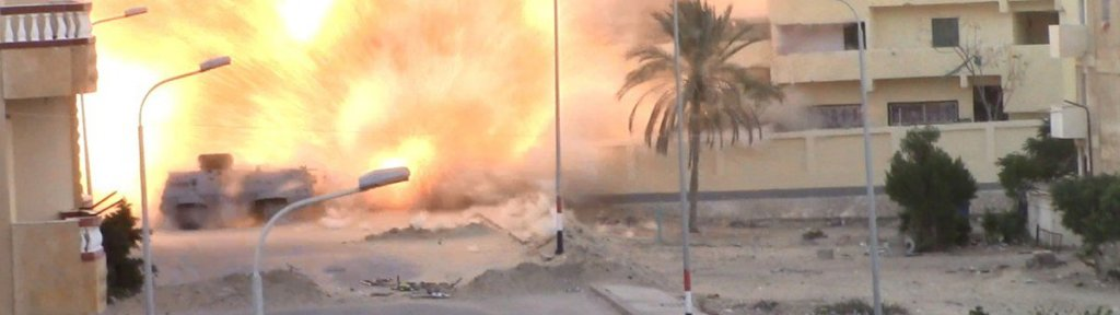 Egypt's New Campaign Against Islamic State in Sinai