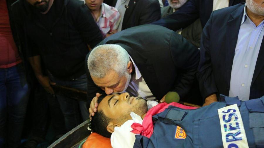 "The Gaza ""Return March"" Splits Hamas and Organizers"