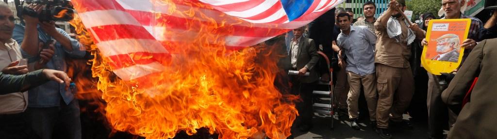 "Iran: U.S. Embassy Transfer Will Hasten the End of the ""Zionist Regime"""