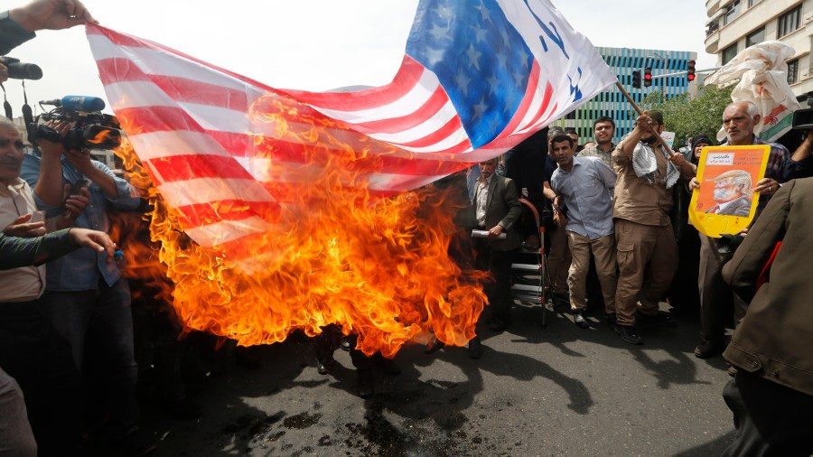 "Iran: U.S. Embassy Transfer Will Hasten the End of the ""Zionist Regime"""